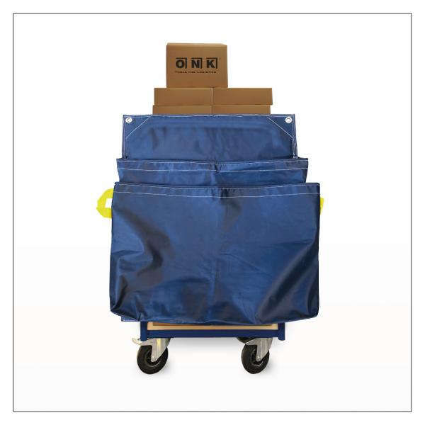 Wertstoffsack - Tasche für Handwagen