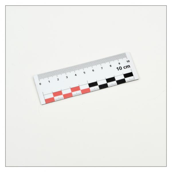 Messlineal für Sachverständige, KFZ-Gutachter, Präsentationen
