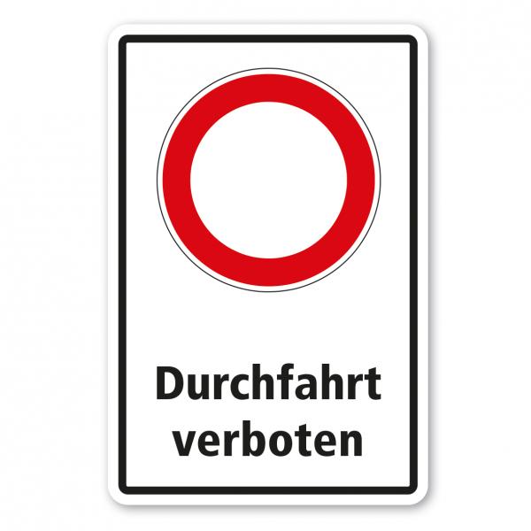 Verkehrsschild Schritt fahren - unebene Fahrbahn - Kombi