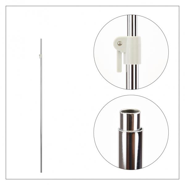 Stahlrohr Maxi - 850-1500 mm