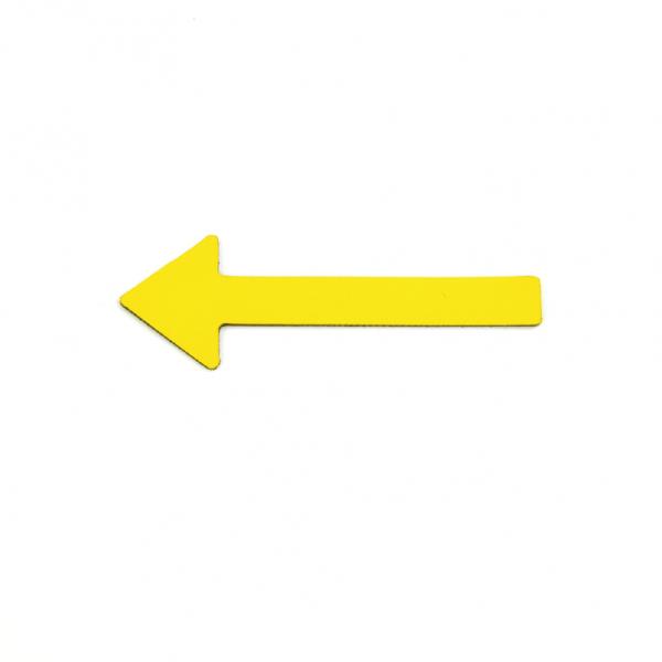 Magnetpfeile zur Schadensmarkierung - einfarbig – für Sachverständige, KFZ-Gutachter, Präsentationen