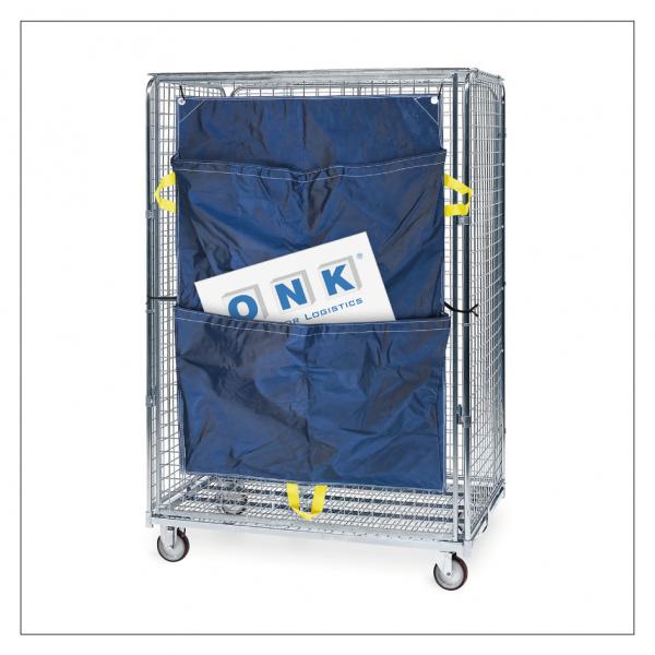 Wertstoffsack - Tasche für Gitterboxen