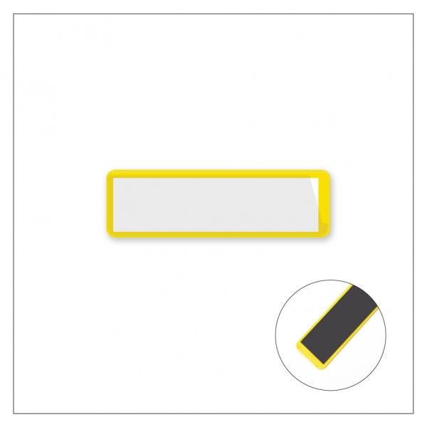 Etikettentaschen - magnetisch