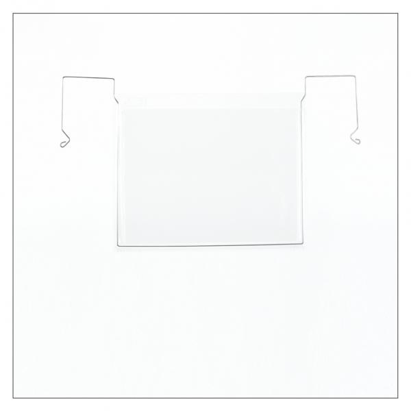 Drahtbügeltaschen für Gitterbehältnisse