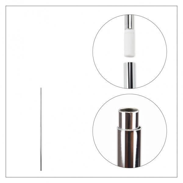 Stahlrohr Standard - 320-620 mm